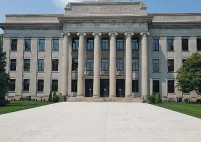 Mercer County Courthouse Project