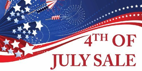 HUGE! 4th of July Sale