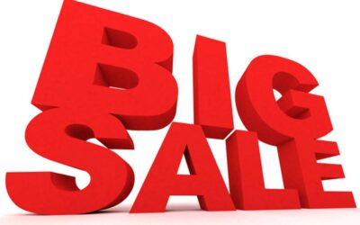 BIG FOAM SALE!!